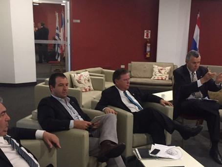 Produtores de arroz do Mercosul encaminham pedidos a ministros do bloco
