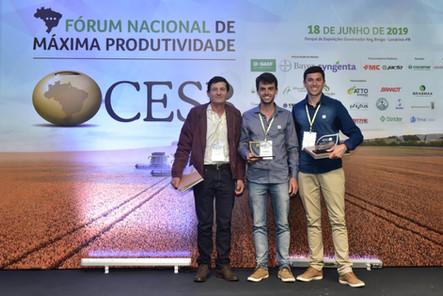 Assistência Técnica da Cotrisal é novamente Campeã de Produtividade de Soja no Brasil