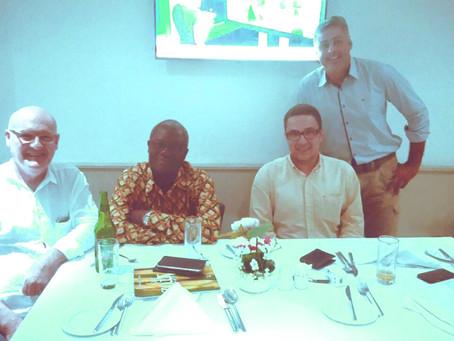 Missão de arrozeiros a Gana volta com abertura de diálogo para cooperação