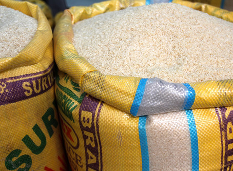 Setor arrozeiro pede maior fiscalização do produto importado