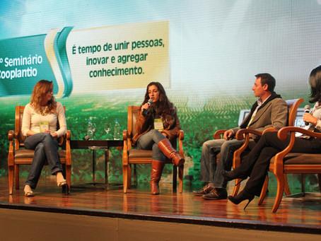 O futuro da agricultura passa pelo compartilhamento de conhecimento