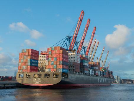 Exportações brasileiras de arroz sobem 186% em março