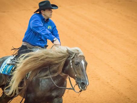 Cavalo Crioulo faz história nos Jogos Equestres Mundiais