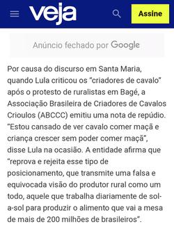Cliente: ABCCC