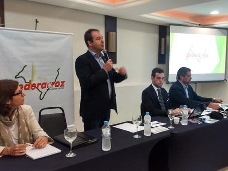 Federarroz elege nova diretoria para o triênio 2019-2022