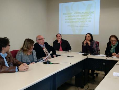 Audiência pública debate falta de médicos veterinários em Porto Alegre