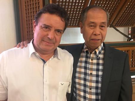 Brasileiro integra direção da International Buffalo Federation