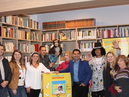 Projeto educacional com apoio da SLC Agrícola encanta mais de 10 mil crianças
