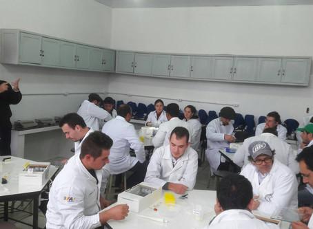 Treinamento para programa contra Brucelose e Tuberculose já formou mais de mil profissionais