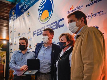 Febrac comemora resultados da Expointer 2021