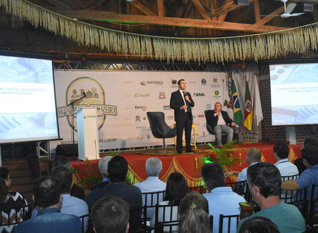 Agronegócio impulsiona demais setores da economia gaúcha