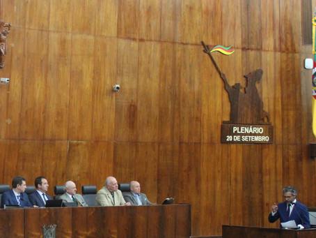 Grande Expediente na Assembleia Gaúcha lembra os 30 anos da Federarroz
