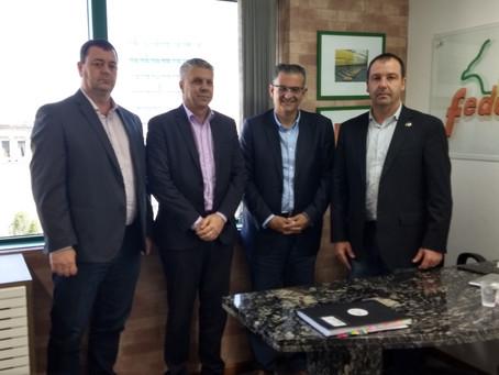 Federarroz apresenta pautas para candidato Jairo Jorge