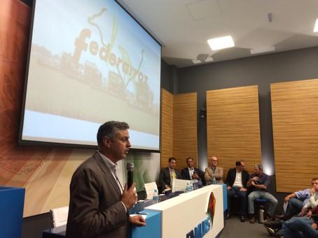 Setor arrozeiro defende redução temporária de ICMS no Rio Grande do Sul