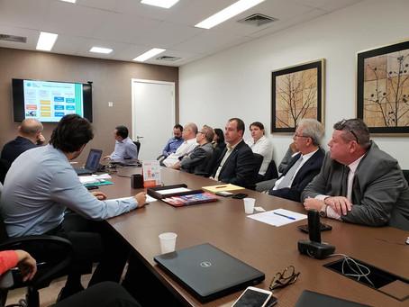 Federarroz participa em São Paulo de reunião sobre seguro rural
