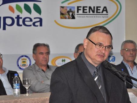 Agptea anuncia ações para 2020 e apoio a movimento dos professores estaduais