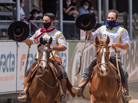 Ciclo do Cavalo Crioulo vai conhecer os melhores domadores do ano