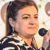 Fátima Marchezan - presidente da Associação dos Arrozeiros de Alegrete