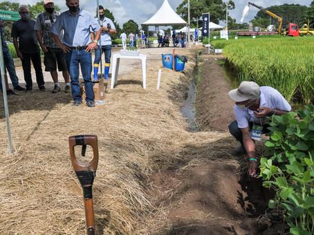 Vitrines tecnológicas apresentam inovações para o produtor