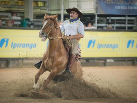 Argentina vence primeira modalidade da Copa do Mundo do Cavalo Crioulo