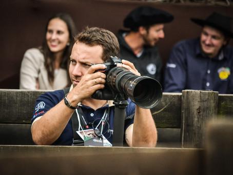 """Fotógrafo inicia jornada """"Em Busca do Cavalo Crioulo"""""""