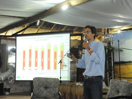 Custos de produção das lavouras gaúchas de arroz variam entre regiões