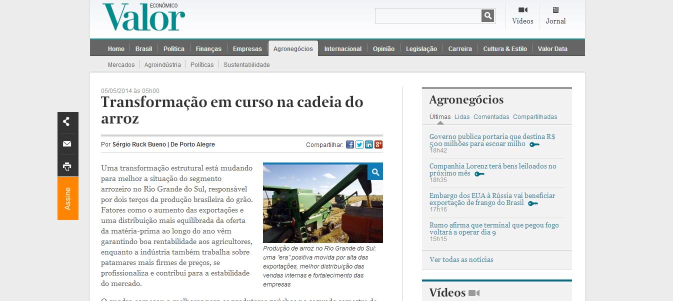 Cliente: Carlos Cogo Consultoria