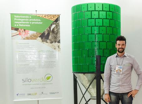 Startup gaúcha inicia comercialização dos silos na Expointer