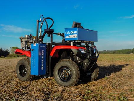 Agricultura de precisão no Mercosul conta com tecnologia brasileira