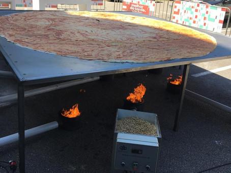 Apil/RS produzirá a maior pizza do Brasil durante a Expointer