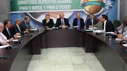 Setor tritícola reforça pedidos de intervenção nos preços do cereal