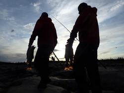 På fisketur