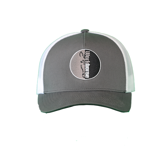 Workhorse Pits White/Grey Hat