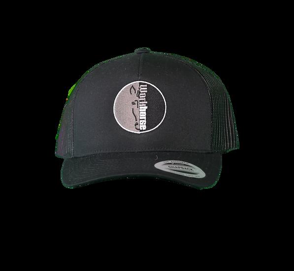 Workhorse Pits Black/Black Hat