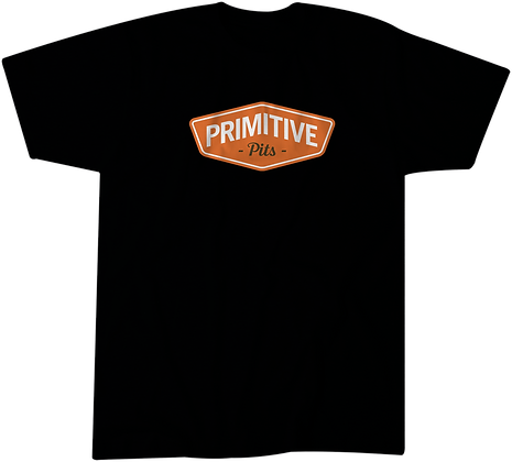 Primitive Pits Black