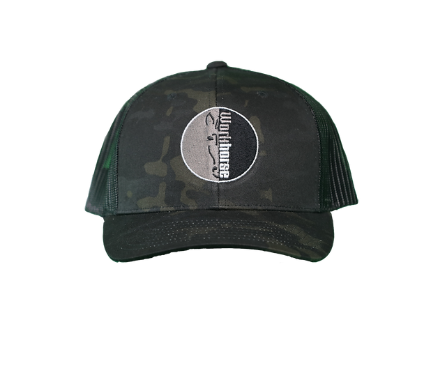 Workhorse Pits Camo Hat