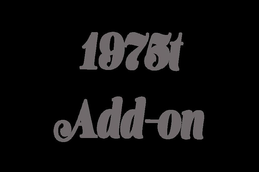 1975-t Add-on