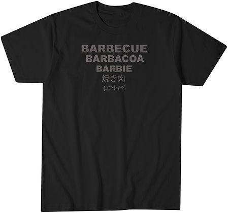 Barbecue Languages Black