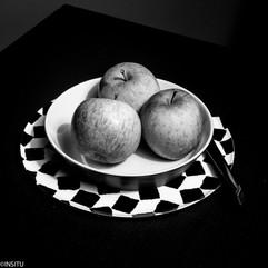 INSITU photographie Mâcon pommes