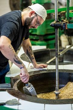 INSITU reportage huilerie beaujolaise