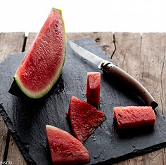 INSITU photographie culinaire pastèque