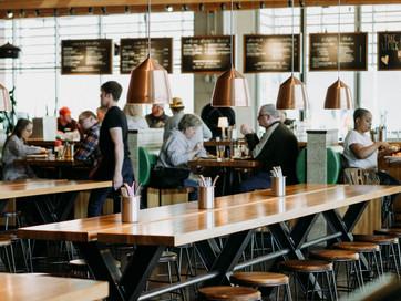 Уроки пандемії можуть підготувати ресторани до викликів, що чекають попереду
