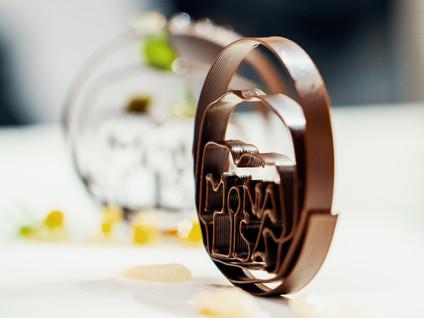 Создана первая в мире студия 3D-печати для десертов