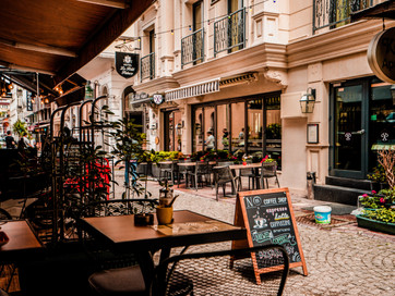 Карантинное: топовые рестораны мира в период пандемии