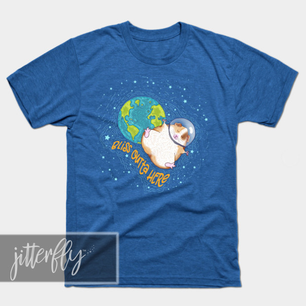 Cosmic Guinea Pig Shirts & Gifts