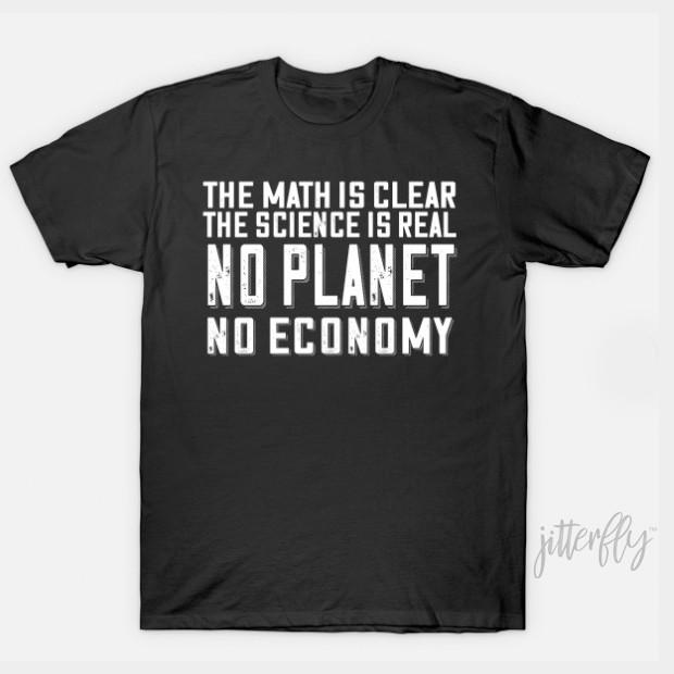 No Planet No Economy