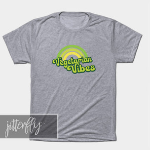 Vegetarian Vibes Shirt