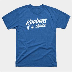 Kindness is a Choice t-shirt