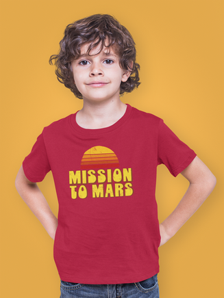 Retro Mission to Mars