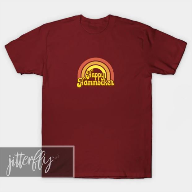 Happy Hammocker Retro Rainbow Shirt
